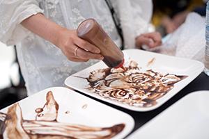 チョコレートアート